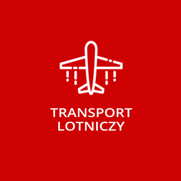 transport lotniczy box