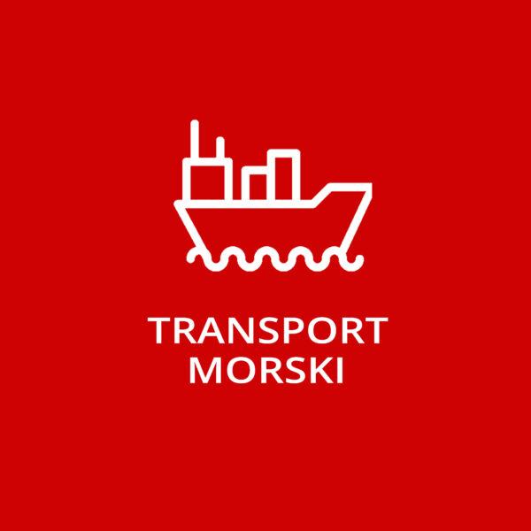 transport morski box