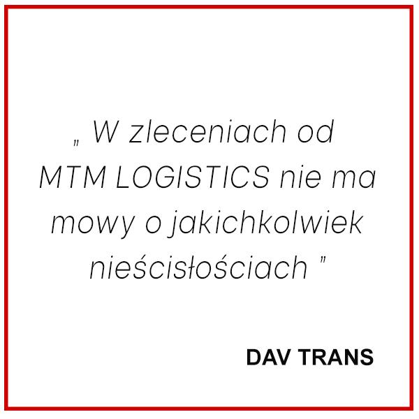 REFERENCJE DAV TRANS